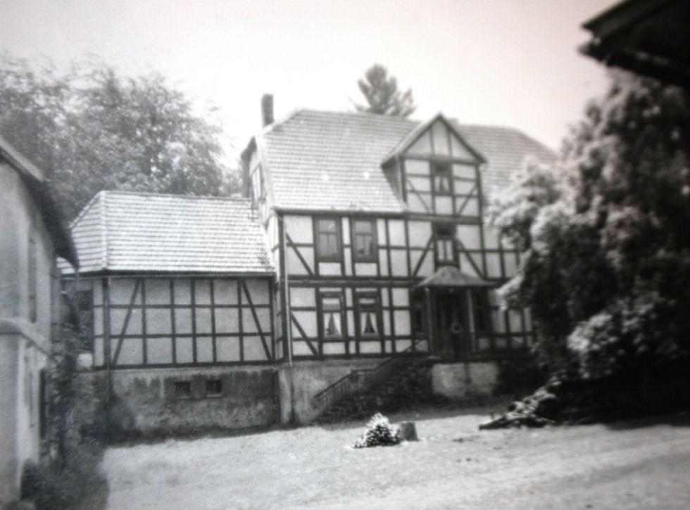Hof Hählgans Historisch